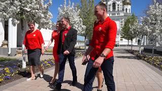 Александр и Римма 29 апреля 2017 Краснодарский край