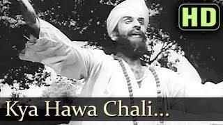 Kya Hawa Chali Baba - Sadhana - Vasant Choudhary - Parakh Songs - Manna Dey