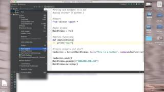 Python & Tkinter: Changing Labels & Buttons