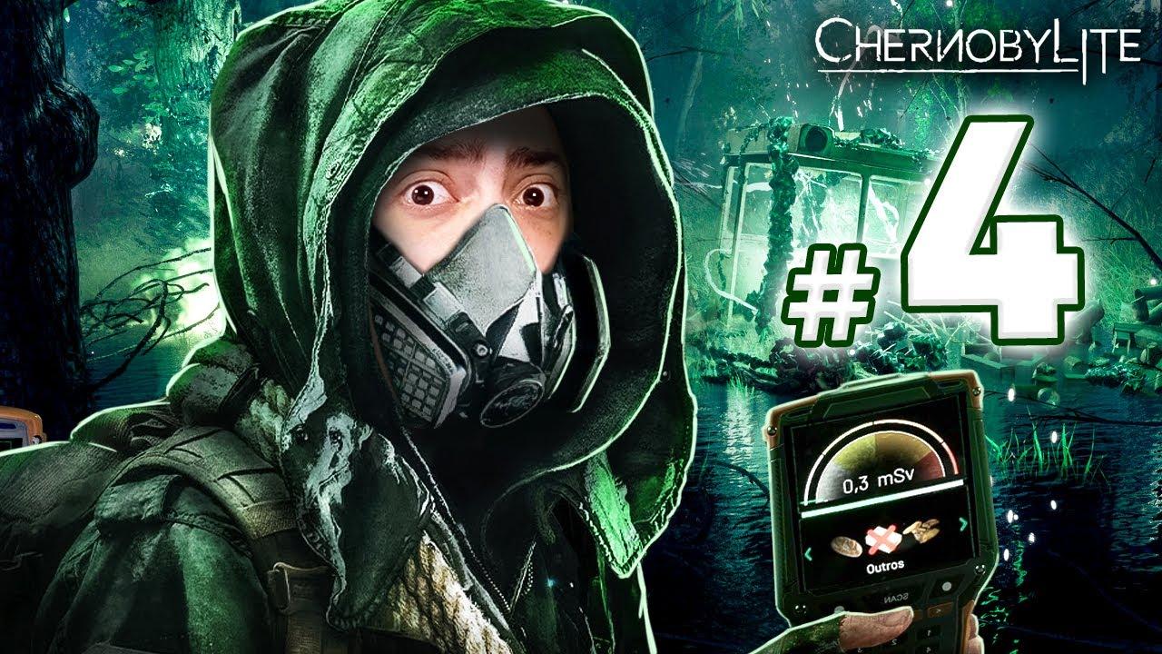 Download alanzoka jogando Chernobylite - Parte #4