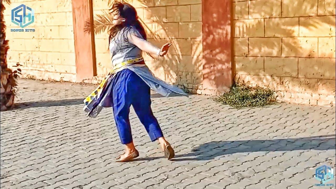 Hira Rajpoot Lewani Dance In Pashto Song Scene Making