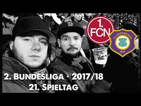 21. Spieltag • 1.FC Nürnberg : FC Erzgebirge Aue
