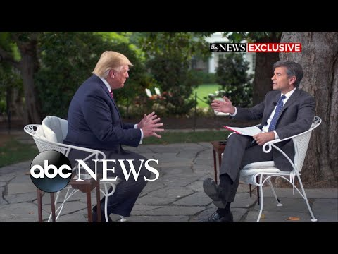 President Trump says he has 'answered a lot of questions' for the special counsel l ABC News