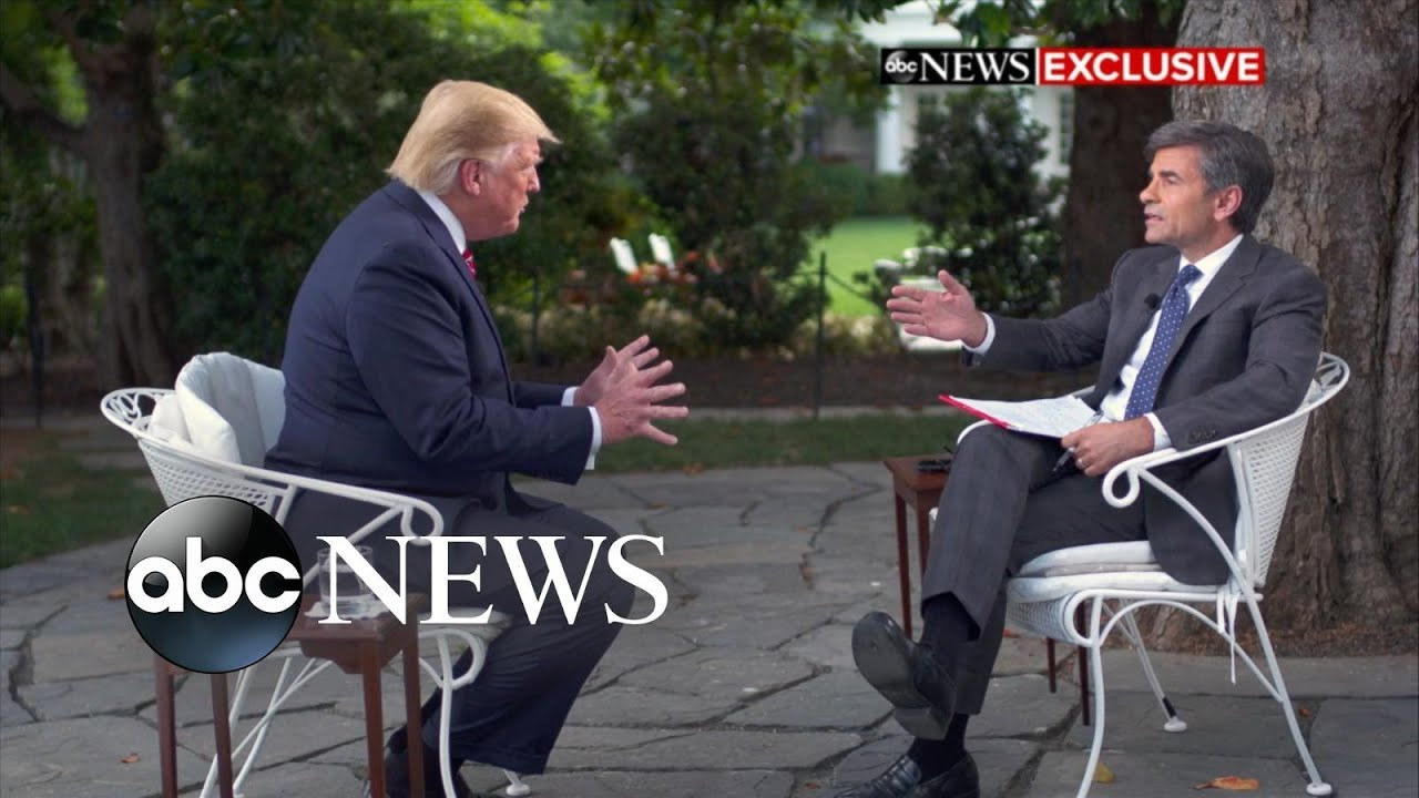 ABC News:Trump says he has 'answered a lot of questions' for the special counsel