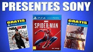 PRESENTE INSANO DA SONY!!! JOGOS GRÁTIS E NOVA TRETA ENTRE A SONY E A MICROSOFT (Notícias PS4 Xbox)