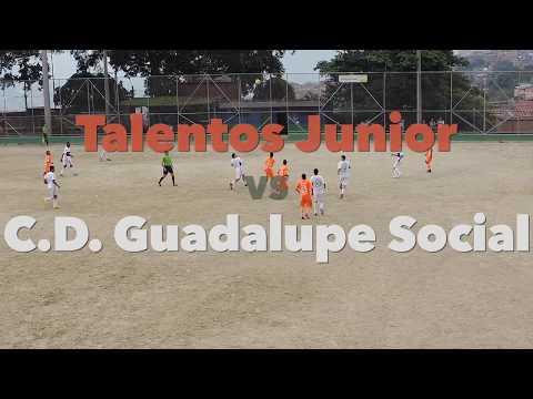 Primera C. Talentos Junior vs C.D. Guadalupe Social. Liga Antioqueña de Futbol.