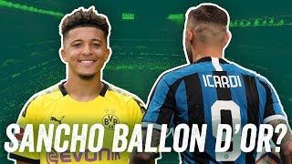 Onefootball-Q&A: Sancho oder Rashford? Wer wird Weltfussballer? Ist Icardi einer für den BVB?