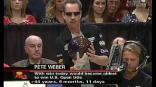 2007 Pete Weber Vs Jeff Carter Part 1
