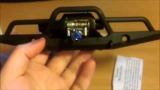 Rc4wd Bulldog 9300xt Wireless Winch