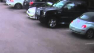 Houston Car Thief (watch tthe truck disappear)