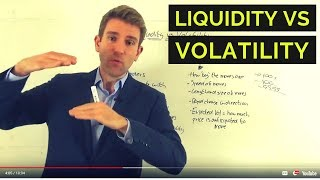 How Are Market Liquidity and Volatility Related? ☝