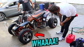 manny-gets-new-rims-and-tires-for-his-banshee