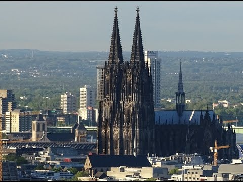 Cologne sets an exclamation point in commemoration of more than 23.000 dead refugees