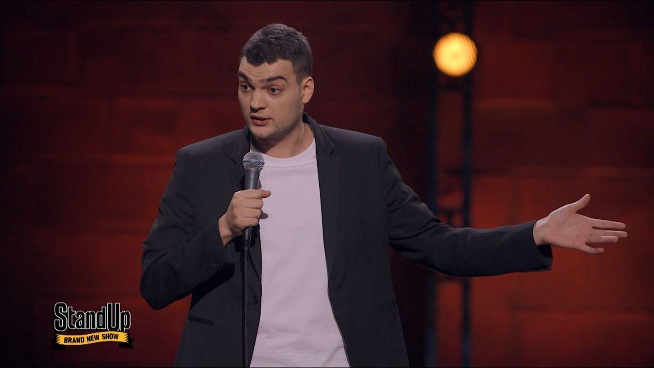 Stand Up: Артём Винокур плачет после секса