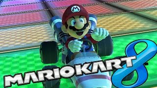 "Mario Kart 8 Online – My ""Funnest"" Game Ever With Kyle [Wii U Gameplay]"