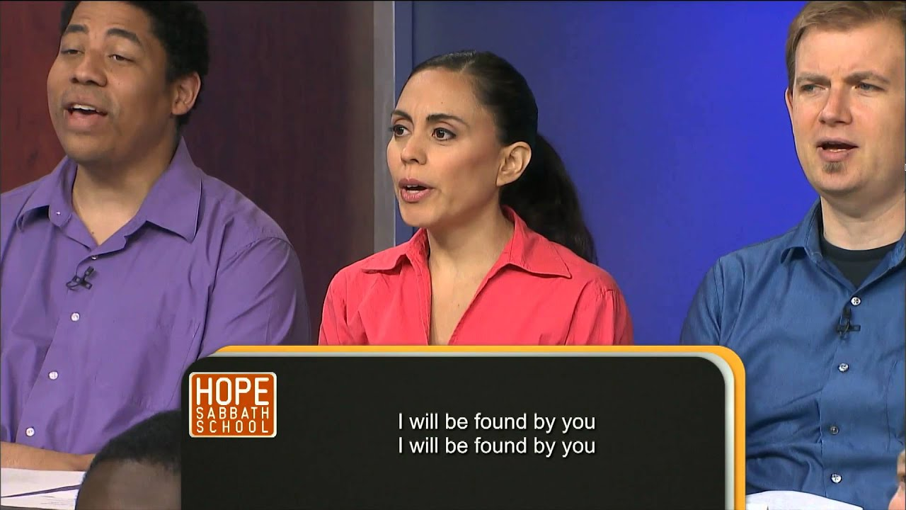 Hope Sabbath School: Lesson 13 - Lessons from Jeremiah (4th Qtr 2015)
