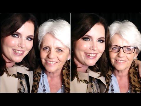 Make-up voor de oudere huid