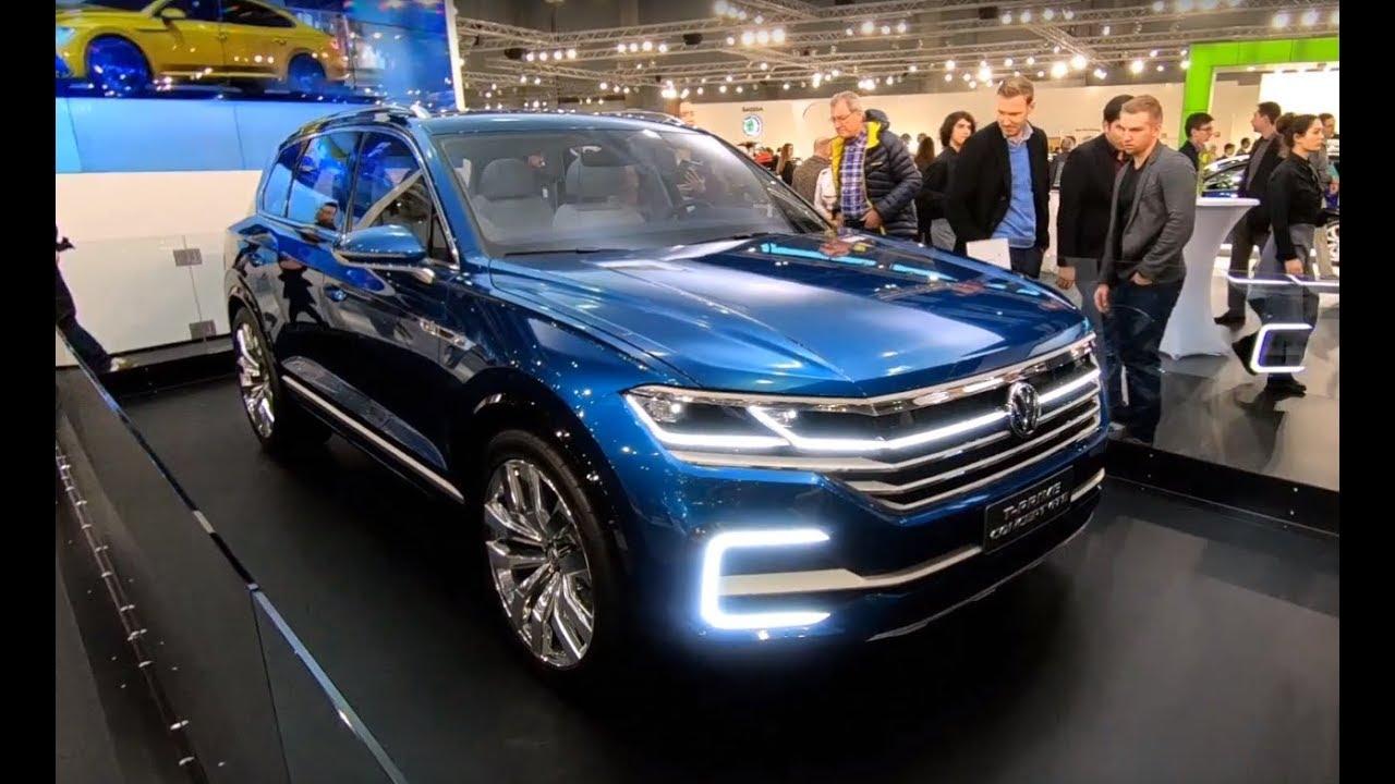 Volkswagen Vw T Prime Concept Gte Future Suv Car Walkaround Interior