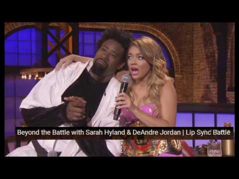 sarah hyland lip sync battle | sarah hyland age | sarah hyland height