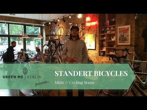 INTERVIEW // Standert Bicycles, Berlin Mitte