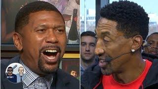 Jalen Rose isn't buying Scottie Pippen choosing MJ over LeBron | Jalen & Jacoby