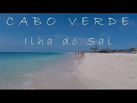 (Vets arrasando em) Cabo Verde, Ilha do Sal | GoPro Travel Video