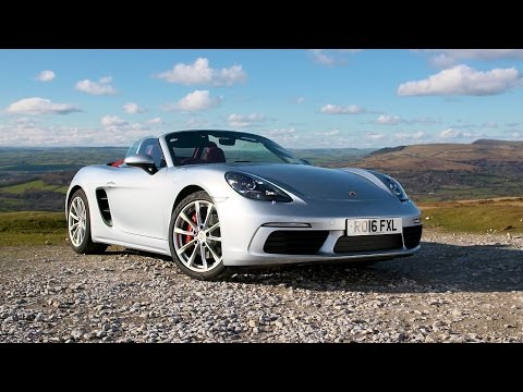 Porsche 718 Boxster | Chris Harris Drives | Top Gear