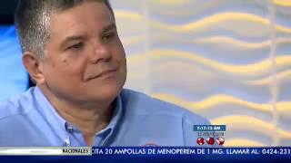 La Entrevista El Noticiero Televen - Primera Emisión - Viernes 24-02-2017
