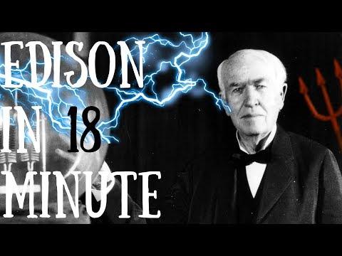 Thomas Edison - Pirat de Film Si Tortioner?