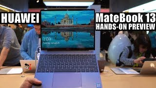 Huawei MateBook 13: This Should Be Your Next Laptop in 2019! PREVIEW