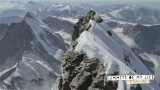 Kilian Jornet - record on Matterhorn - Cervino