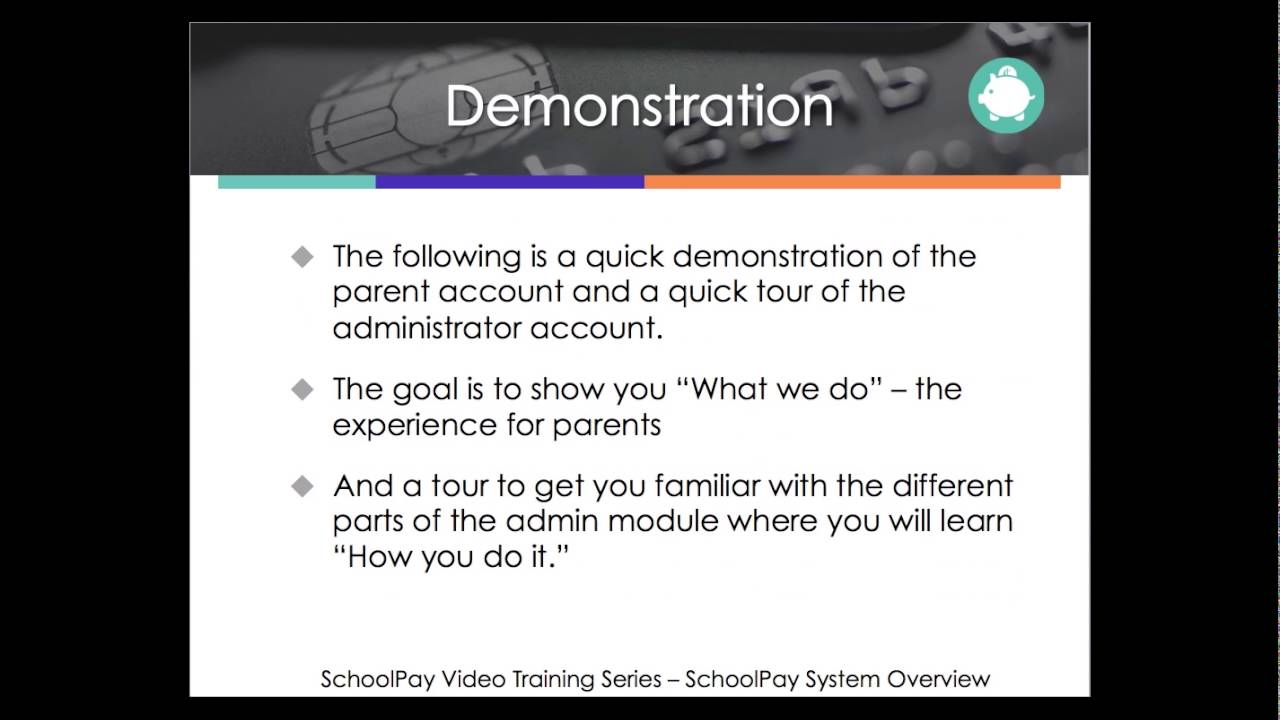 SchoolPay Training Series: Introduction and Overview - YouTube