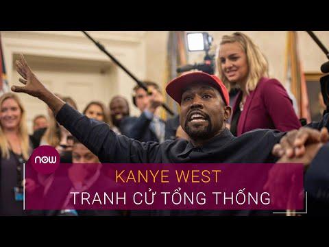 Kanye West tranh cử tổng thống, tỷ phú Tesla ủng hộ | VTC Now