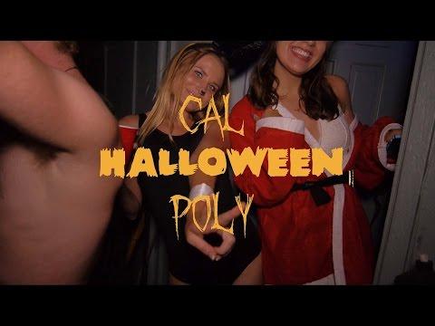 HALLOWEEN — Cal Poly SLO 2015