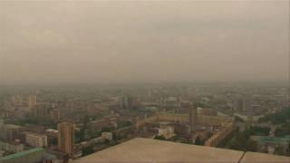 Juche tower skyview 2
