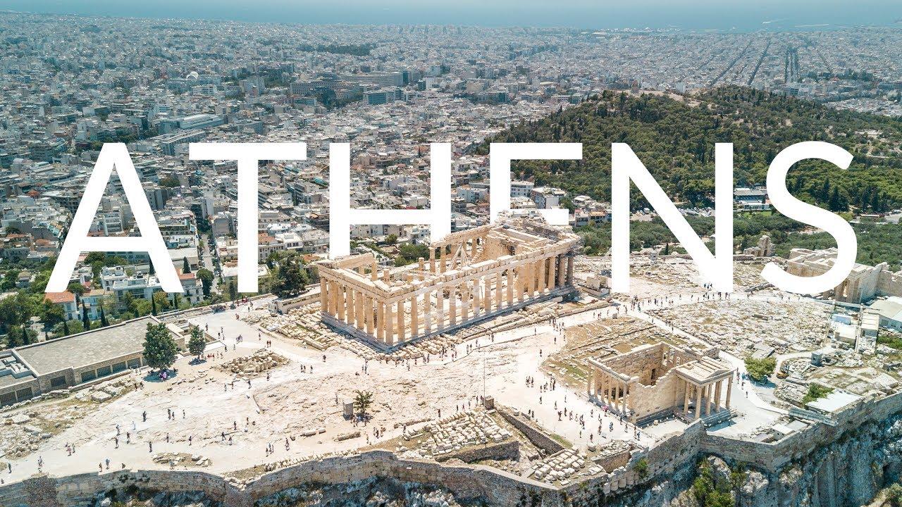 希臘的首都雅典
