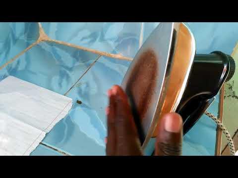 How to remove stubborn iron box stains original video