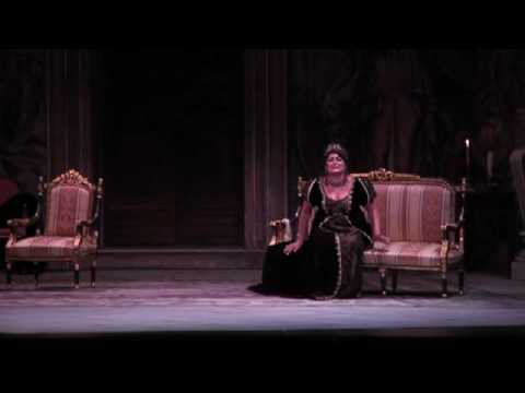 Tosca:  Vissi d'arte; Kara Shay Thomson as Tosca, Sarasota Opera 2009