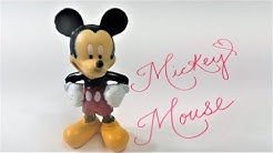 Mickey Mouse ❤ Learn to Write in Cursive for Kids
