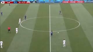サムライブルー ポーランド戦 アツいボール回しで決勝T進出!