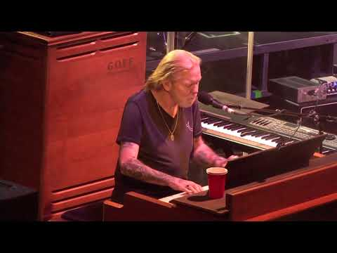 """Allman Brothers, """"Whipping Post,"""" 12/3/2011 Orpheum Theater  Boston, MA"""