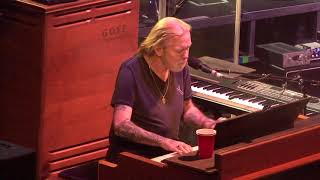 "Allman Brothers, ""Whipping Post,"" 12/3/2011 Orpheum Theater  Boston, MA"