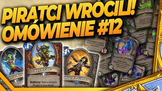 ARRR! PIRATE warrior powrócił! - Omówienie kart Descent of Dragons #12