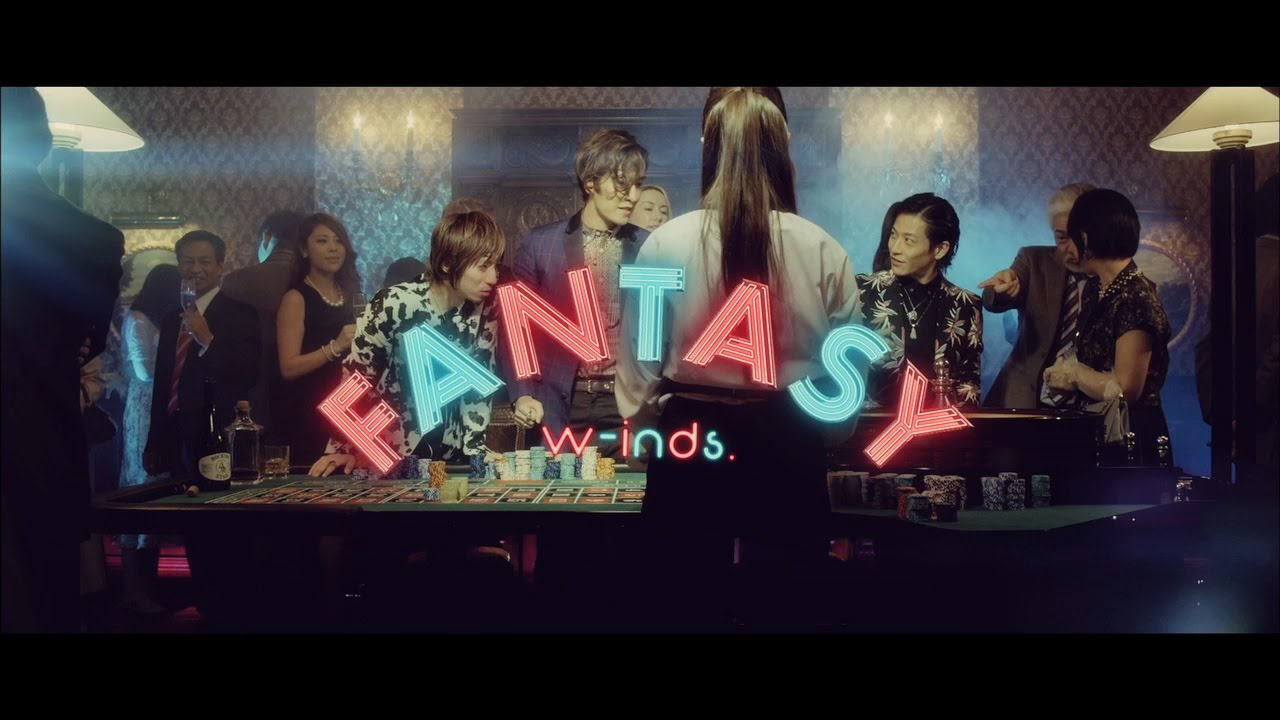 FANTASY / w-inds.