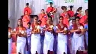 Tamil Christian song- Kavalaipadathae thambi (KKYFC Teen Camp