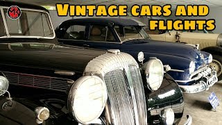 Vintage cars and flights | foggy ride Malenadu | Volkswagen Vintage car |
