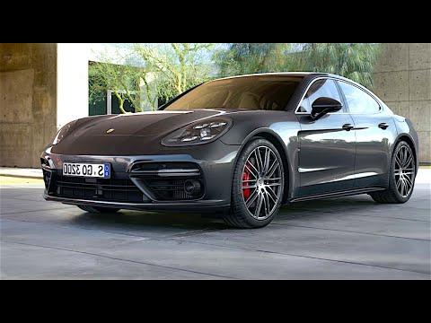 New Porsche Panamera 2017 Official Commercial Porsche