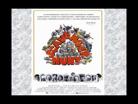 Scavenger Hunt (1979) movie review