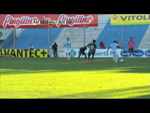 San Martín le ganó a la Crema por 2-1 y logró festejar luego de 15 años en esa cancha