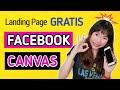 - Cara Membuat Facebook Canvas TERBARU | Bikin FREE Landing Page Facebook